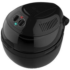 Black 10L Air Fryer with Accessories