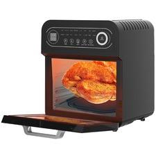 Square Black 12L Digital Air Fryer