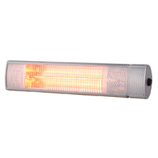 White Wall Mounted Infrared Heater