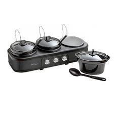 3 Pot Slow Cooker Set