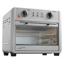 23L Stainless Steel Air Fryer Oven