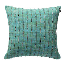 Woven Stripe Tangalla Square Cotton Cushion