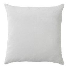 Diamond Cotton Velvet Cushion
