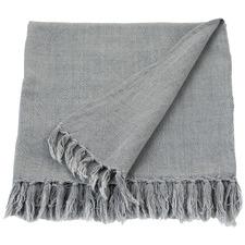 Hayman Linen Cotton Throw