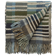 Arcadia Silk & Wool Throw