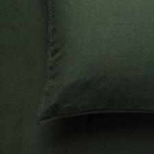 Forest Attic French Linen-Blend Sheet Set