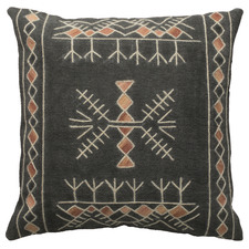 Geometric Bazar Cotton-Blend Cushion