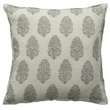 Printed Lodhi Linen Cushion