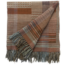 Palermo Silk & Wool Throw