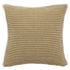 Calcutta Cotton Waffle Cushion