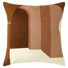 Archway Cotton-Blend Cushion