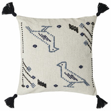 Aviary Cotton Cushion