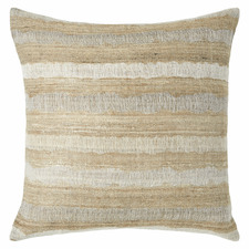 Multi-Coloured Dune Wool-Blend Cushion