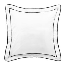 Grosgrain Egyptian Cotton European Pillowcase
