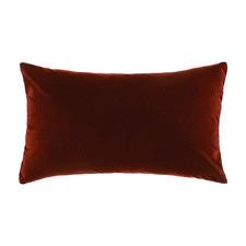 Etro Rectangular Velvet Cushion