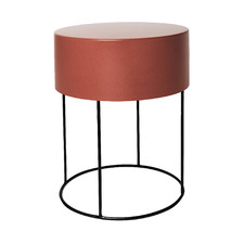Croft Iron Side Table