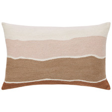 Sands Rectangular Cotton-Blend Cushion
