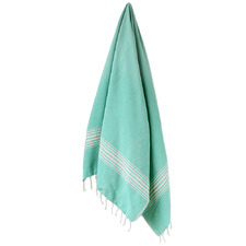 Emerald Istanbul Cotton Turkish Towel