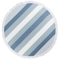 Aegean Turkish Cotton Round Towel