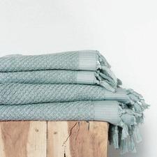 Calm Tassel Turkish Cotton Hand Towel