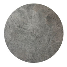 Grey Tundra Marble Round Trivet