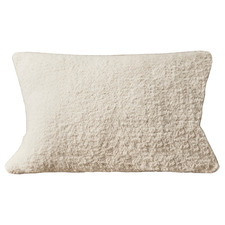 Natural Alpaca Boucle Cushion Cover