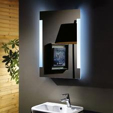 Reverie Long Backlit Wall Mirror