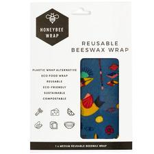 Medium Hearty Beeswax Kitchen Wrap