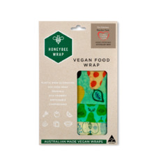 The Vegan Kitchen Starter Pack Beeswax Wraps