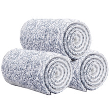 Grey E3 Replacement Mop Pads (Set of 3)