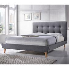 Grey Nellie Bed Frame