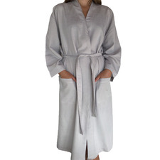 Loom Bamboo Bathrobe