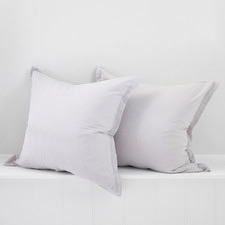 Loom Bamboo Euro Pillowcases (Set of 2)