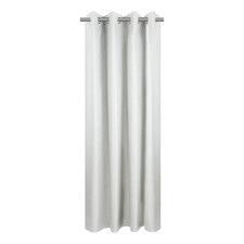 Parchment Porter Single Panel Eyelet Curtain