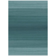 Blue Ombre Outdoor Rug