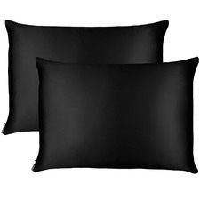 Ava Mulberry Silk Pillowcases (Set of 2)