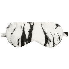 Marble Mulberry Silk Eye Mask