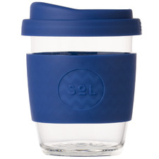 Winter Bondi Blue 236ml Glass Cup