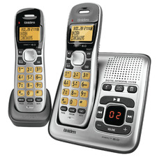 DECT1735+1 Cordless Phone System with Power Failure Backup - 2 Handsets