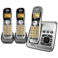 DECT1735+2 Cordless Phone System with Power Failure Backup - 3 Handsets