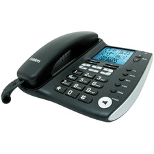 FP1200 Corded Phone with Advanced LCD & Caller ID Display