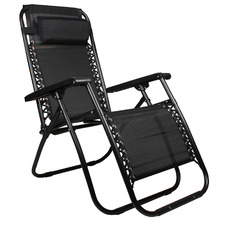 Zero Gravity Foldable & Reclining Outdoor Chair