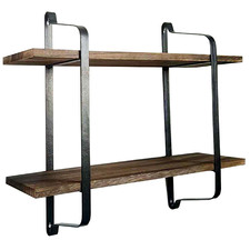 Blake 2 Tier Shelving Unit