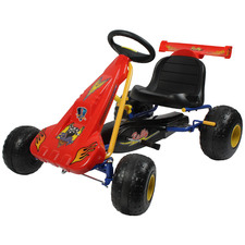 Off-Road Kids' Pedal Go-Kart