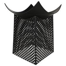 Black Citadel Iron Firepit