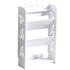 Samiha 3 Tier Shoe Cabinet