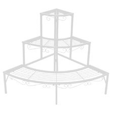 3 Tier Metal Pot Plant Stand