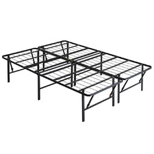 Ronnie Folding Metal Bed Frame