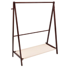 Tyrell Wooden Clothes Rack