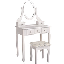 Annabel Dressing Table & Stool Set